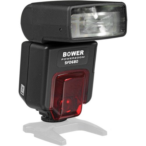 Bower-Digital-Autofocus-Power-Zoom-Flash-for-Nikon-D2X2003X40X5060708090500051007007000-Digital-SLR-Cameras-SFD680N