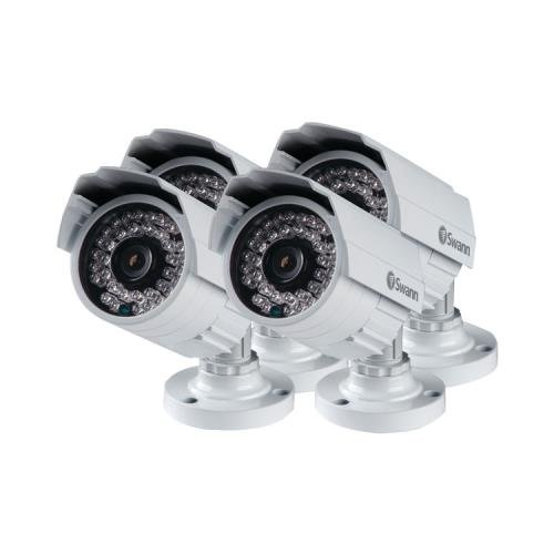 Swann Swpro 642Pk4 Us Pro 642 Multi Purpose Day/Night Security Camera (4 Pack) 418EiH8FzPL