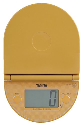 [Storing every freshly folded a digital cooking scale cookies KD-184-CK TANITA (japan import)