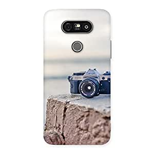 Camera On RockStone Back Case Cover for LG G5