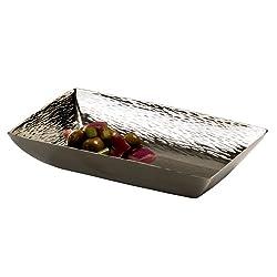 Mesoware Stainless Steel Rectangular Serving Dish