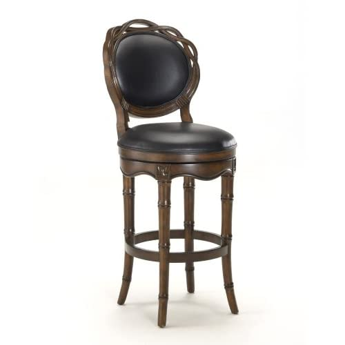 Amazoncom Townsend Swivel Bar Stool with Black Leather  : 418Eo3aVwzLSS500 from www.amazon.com size 500 x 500 jpeg 20kB