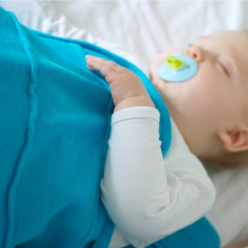 Imagen 6 de Baby's Only 111114 - Edredón, color turquesa [tamaño: 130x100cm]
