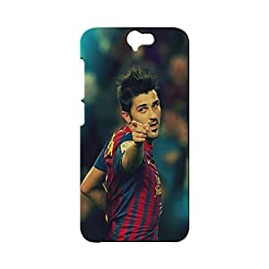 BLUEDIO Designer Printed Back case cover for HTC One A9 - G3850