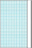 Pacon Grid Roll with 1 Inch Grid Rule - 34 1/2 Inch x 200 Feet