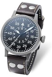 Laco Friedrichshafen Type B Dial Swiss Automatic Pilot Watch with Sapphire Crystal 861753