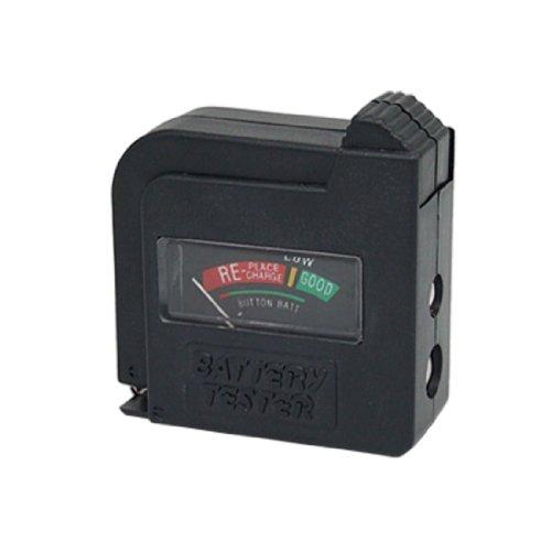 TOOGOO(R) Compact facile a utiliser charge de la batterie Testeur