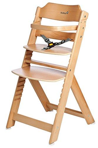 Safety-1st-Timba-Basic-Mitwachsender-extragroer-Hochstuhl-und-Sicherheitsbgel-ohne-Tisch-buchenholz