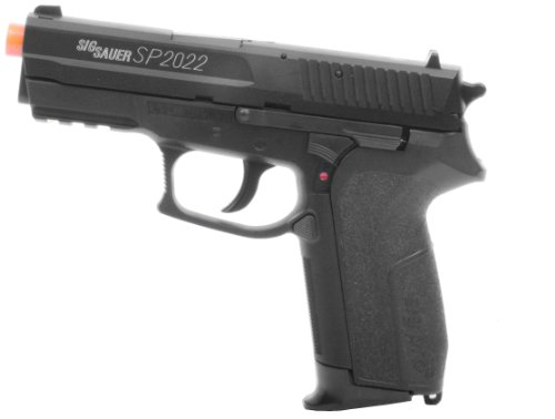Sig Sauer SP022 Semi - Automatic CO2 Air Pistol