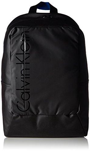 Calvin Klein - LOGAN BACKPACK, Borse da uomo, black, OS
