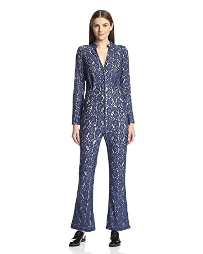 6 Shore Road Women's Sanctuary Lace Jumpsuit