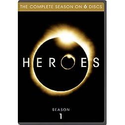 Heroes: Season One