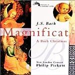 Bach-A Bach Christmas-New Lond