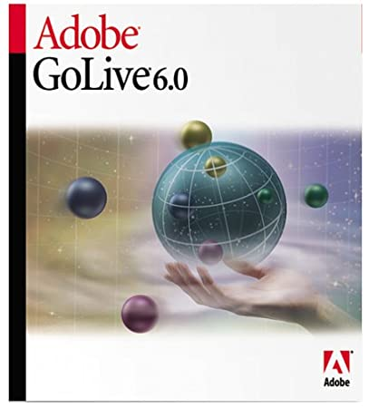 Adobe GoLive 6.0 Upgrade [Old Version]