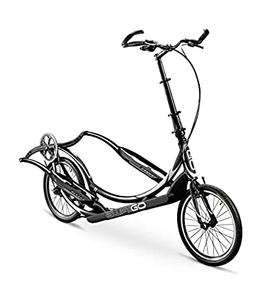 ElliptiGO 11R - The World's First Outdoor Elliptical Bike