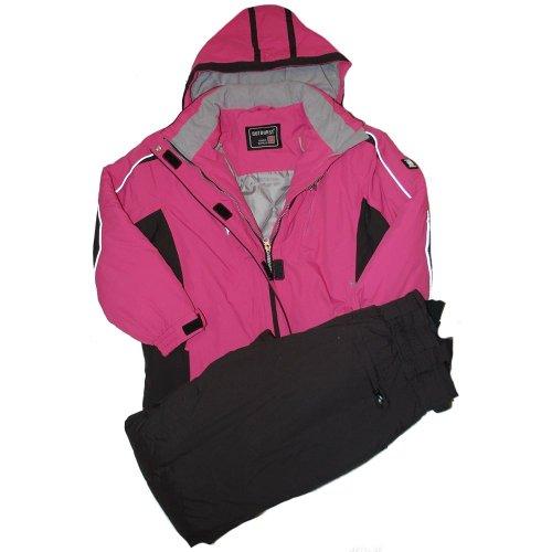 Outburst - skisuit, ski jacket + snow pants, girls