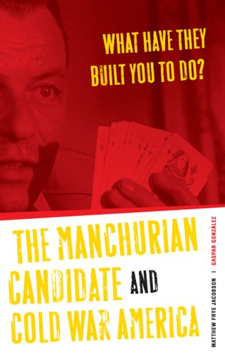 What Have They Built You to Do?: The Manchurian Candidate...