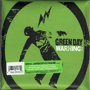 warningspecial edition imp by green day amazoncouk music
