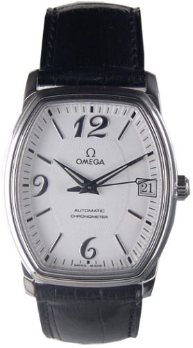 Buy Omega Deville Prestige Tonneau Mens Watch 4803.21.01