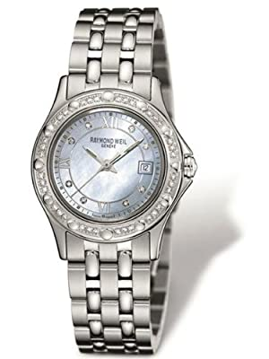 Raymond Weil Tango Diamond Stainless Steel Ladies Watch 5390-STS-00995