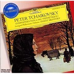 ムラヴィンスキー指揮 チャイコフスキー:交響曲第4番、第5番、第6番《悲愴》の商品写真