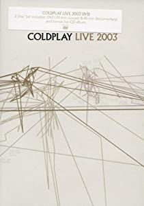 Coldplay : Live 2003