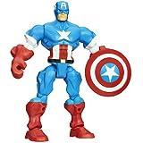 Marvel - Super Hero Mashers - Captain America - Figurine à Assembler