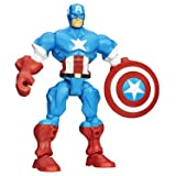 Marvel Super Hero Mashers 15cm Captain America Figure