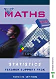 Key Maths GCSE: Teacher Support Pack: Statistics (074877422X) by Newman, Graham