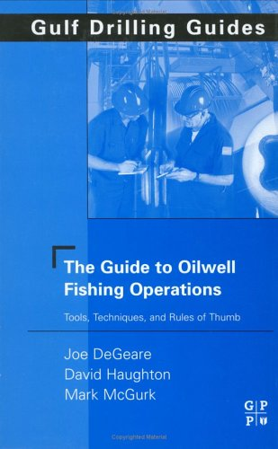 Gulf Drilling Guides: Oilwell Fishing Operations: Tools, Techniques, and Rules of Thumb