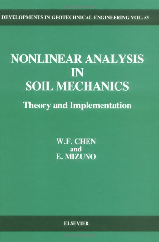 Critical state soil mechanics via finite elements