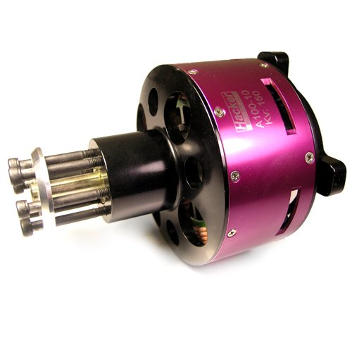 Compare Prices Hacker Brushless Electric Motor A100 8 7000W