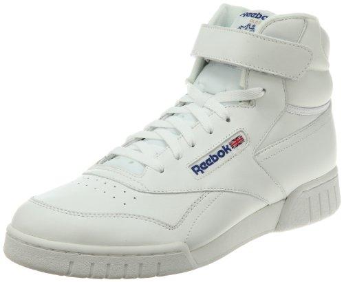 Reebok - Ex-O-Fit Hi, Sneakers unisex, Bianco, 40
