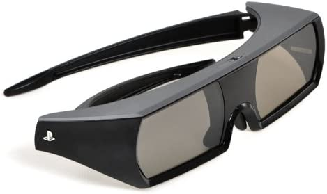 Sony PS 3 Active Shutter 3D Glasses