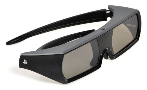 Discover Bargain PlayStation 3 3D Glasses