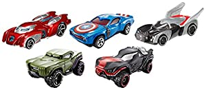 Hot Wheels Marvel Avengers Die-Cast Vehicle (5-Pack)