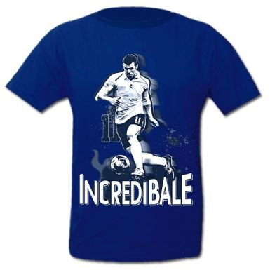 Spurs & Gareth Bale Hero T-Shirt