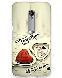 MobileGabbar Motorola Moto X Play Back Cover Printed Designer Mobile Case