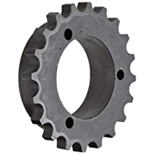 Martin QD Roller Chain Coupling, High Carbon Steel, Inch