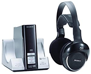 Sony MDR-DS3000 Wireless Digital Surround Headphones (Discontinued by Manufacturer)