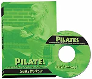 Stamina AeroPilates Level 2 DVD from Stamina