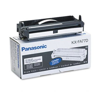PANKXFA77D - Panasonic KXFA77D Drum Cartridge (Panasonic Fl501 Fax Machine compare prices)