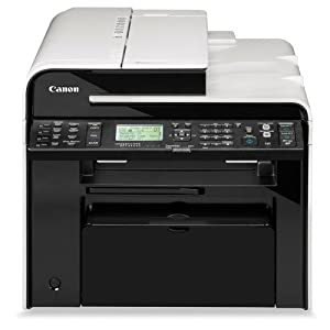 Canon Laser imageCLASS MF4890dw Wireless Monochrome Printer with Scanner, Copier and Fax