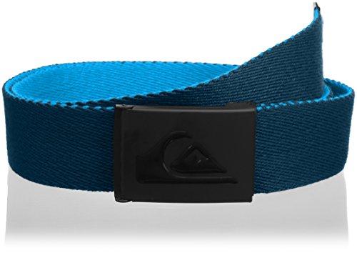 Quiksilver Cintura Uomo In Tessuto Colore Blu (Dark Denim)