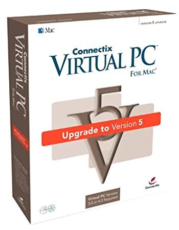 Virtual PC 5 for Mac Upgrade