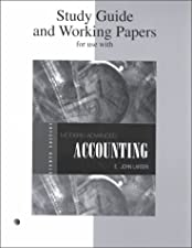Study Guide and Working Papers for Use With Modern Advanced Accounting by E. John Larsen
