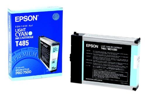 Epson T485 - Cartouche d'impression - 1 x cyan clair