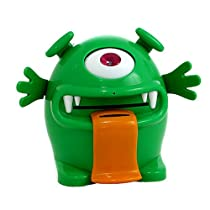 Funny Money Bank Shop - Jumpin' Banana Gobbles the Money Monster Bank :  banana monster gobbles jumpin