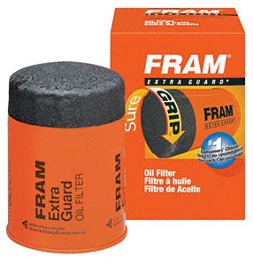 FRAM PH6065B Spin-On Full-Flow Oil Filter for Harley-Davidson Motorcycles