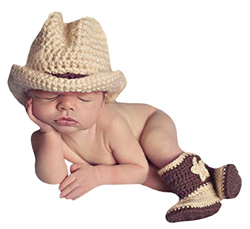 Ace Halloween Toddlers Infant Cute Cowboy Cowgirl Costumes